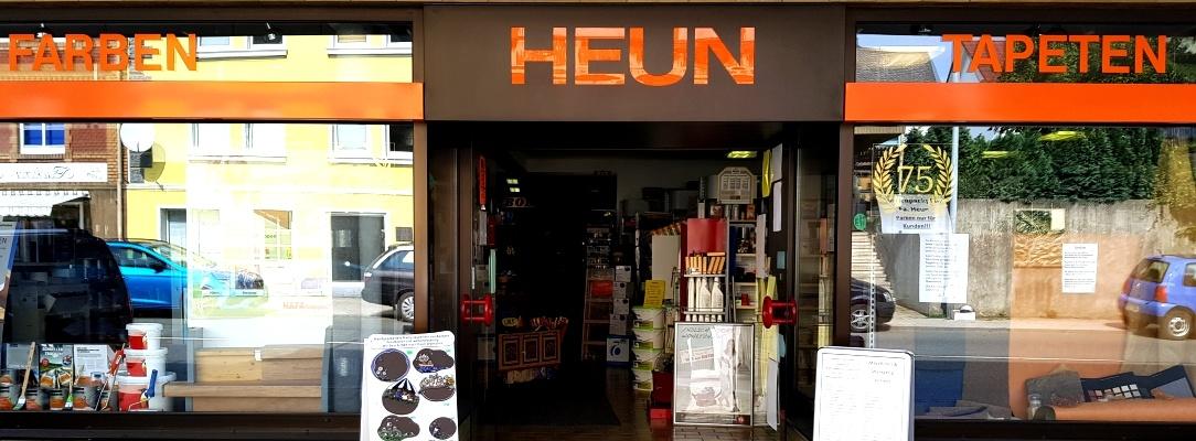 Malerfachbetrieb Wilhelm Heun GmbH